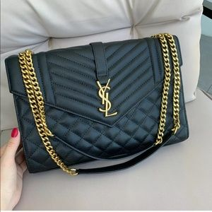 Handbags - Real leather luxury tote super classy